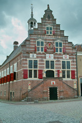 city-hall Oudewater Holland