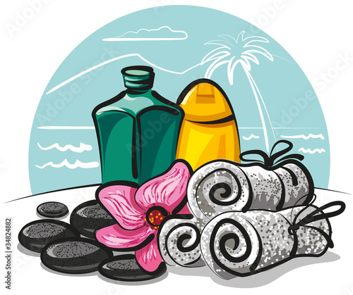 spa products collection