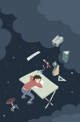 sueño de ilustrador