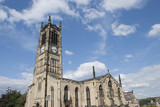 Parish Church of a Yorkshire England Town poster