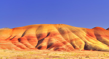 Beautiful Painted Hills View