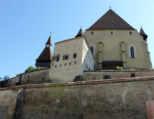 Fortified church of Biertan
