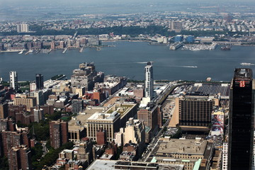 centre industriel de NY