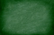 chalkboard / blackboard in green - 34836271