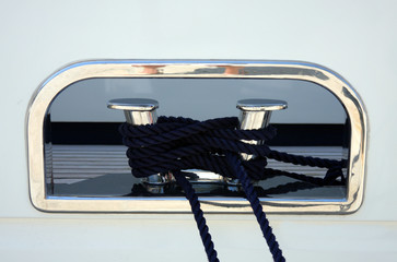 Yacht detail