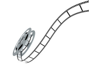 Film ab (mit Filmrolle)