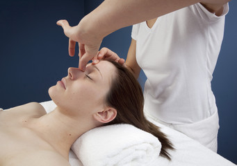 soins du visage en salon