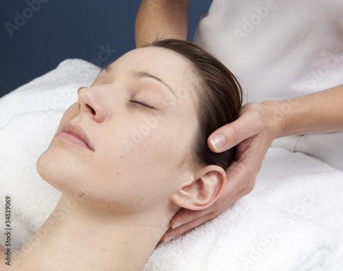soin relaxant apaisant