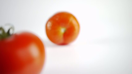 Tomato - young and old