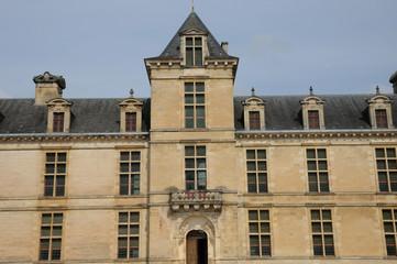 château de Cadillac en Gironde