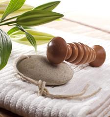 massage exfoliant raffermissant