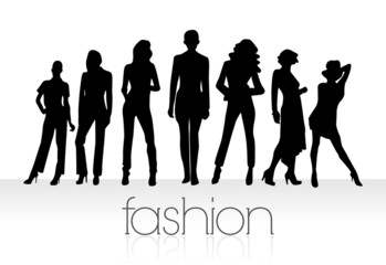 icônes de la mode