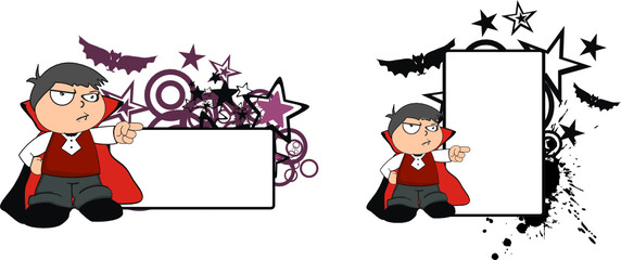 vampire kid cartoon copyspace2