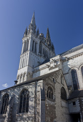 Cathedral in Angers