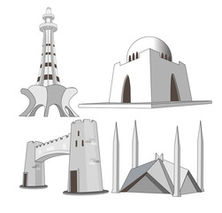 Great Monuments of Pakistan