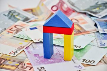 Haus kostet Geld