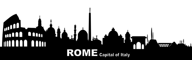 Rom Skyline