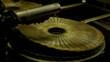 Olive paste on fiber disk