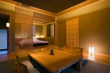 ホテル和風客室