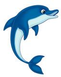 Fototapete Abbildung - Charakter - Meeressäuger