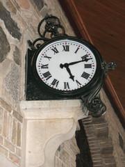 Toledo Railway Clock