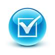 icône validation / validation icon