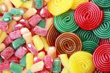 Fototapety Süßigkeiten