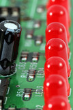 Electronics  components poster