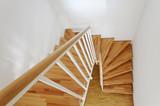 Treppe von oben 3
