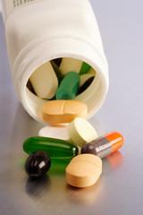 Pills -Medical prescription