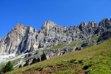 Panorama dolomiti Trentino Alto Adige