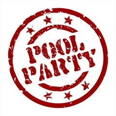 stempel pool-party I