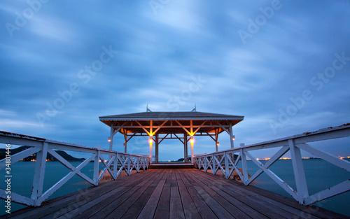 jetty walkway