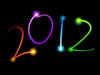 Light streak 2012