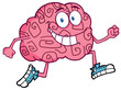 Running Brain