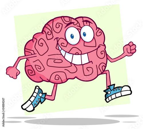 Smart Cartoon Brain
