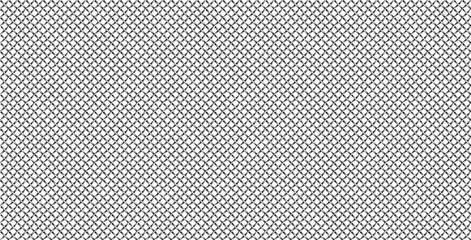 Metal net seamless vector illustration