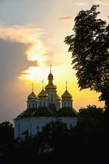 Kirche Moskau
