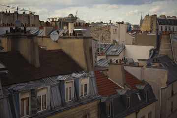 paris roof