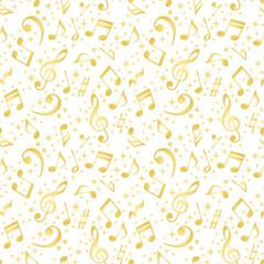 音符 背景 パターン