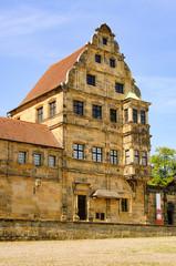 Bamberg Alte Hofhaltung - Bamberg imperial palace 01