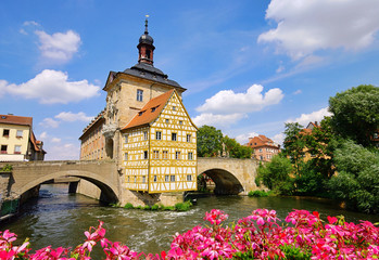 Bamberg Rathaus - Bamberg townhall 03