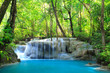 Erawan Waterfall, Kanchanaburi, Thailand - 34907824