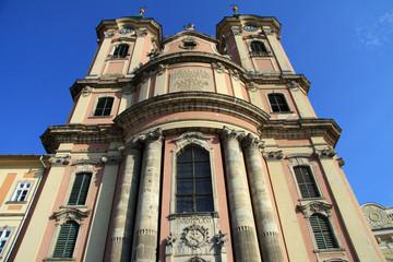 Minoritenkirche in Eger (Ungarn)