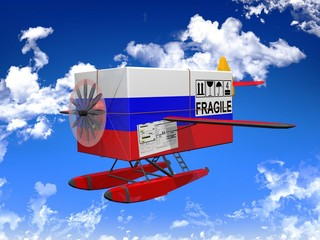 AIR MAIL RUSSIA