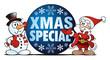 Snowman and Santa Xmas Special