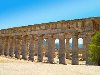 Sicilia tempio Selinunte