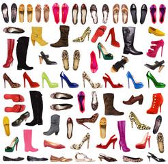 shoes background
