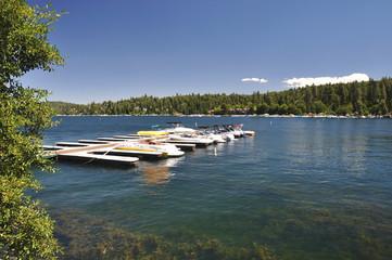 Dock on the lake