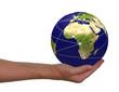 Die Erde in unseren Händen